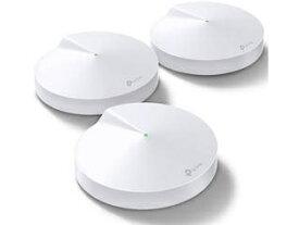 TP-LINK AC1300 オールカバーホームWi-Fi システム (3ユニットセット) Deco M5(3-pack)(JP)