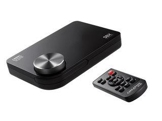 クリエイティブ・メディア 5.1ch出力対応USBオーディオ サウンドブラスター Sound Blaster X-Fi Surround 5.1 Pro r2 SB-XFI-SR5R2