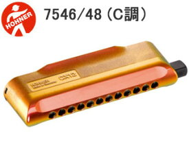 HOHNER/ホーナー 【納期2月頃予定】7546/48(C調)ハーモニカ (CX-12 Jazz/CX12ジャズ)