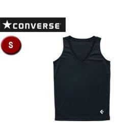 CONVERSE/コンバース CB351703-1900 ウィメンズ ゲームインナーシャツ 【S】 (ブラック)