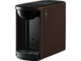 【nightsale】 UCC/ユーシーシー DP3T UCCドリップポッド ブラウン ドリップマシン コーヒーメーカー コーヒーマシン レギュラーコーヒー おしゃれ カプセルコーヒー 時短