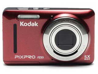 Kodak/コダック FZ53 RD(レッド) PIXPRO デジタルカメラ