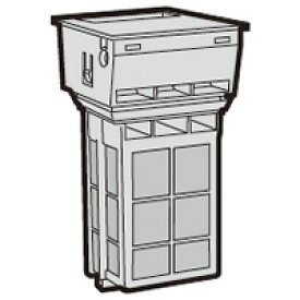 SHARP/シャープ 洗濯機用 乾燥フィルター [2103370422]