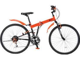 TRUSCO/トラスコ中山 【代引不可】災害時用ノーパンク自転車 ハザードランナー 26インチ THR5526