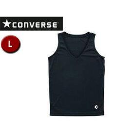 CONVERSE/コンバース CB351703-1900 ウィメンズ ゲームインナーシャツ 【L】 (ブラック)