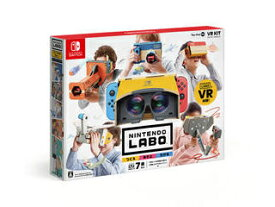 任天堂 Nintendo Labo Toy-Con 04: VR Kit【Switch】 ★メーカー在庫限り