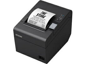 EPSON/エプソン レシートプリンター/用紙幅58mm・80mm(選択可)/Bluetooth/電源同梱/壁掛け金具同梱/ブラック T203B084B