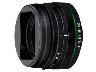 【キット限定DA-Lモデルも大特価中!】 PENTAX/ペンタックス HD PENTAX-DA 18-50mmF4-5.6 DC WR RE 標準レンズ