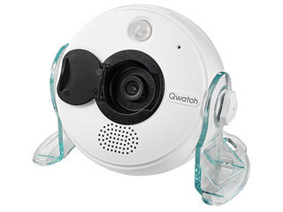 I・O DATA/アイ・オー・データ 【値下げ】【Web限定モデル】高画質ネットワークカメラ Qwatch(クウォッチ) TS-WRLP/E 【Web限定モデルはエコパッケージモデルです】 【ペット監視や防犯カメラにもおすすめ】