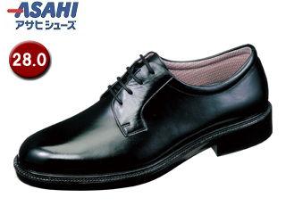 ASAHI/アサヒシューズ AM31231 TK31-23 通勤快足 メンズ・ビジネスシューズ 【28.0cm・4E】 (ブラック)