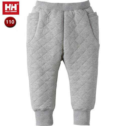 HELLY HANSEN/ヘリーハンセン 【在庫限り】HJ21653-Z QLT PANTS キッズ 【110】(ミックスグレー)
