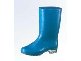 Achilles/アキレス 長靴 タフテックホワイト62(透明底)グリーン 26cm