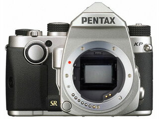PENTAX/ペンタックス KPボディキット (シルバー) デジタル一眼レフカメラ 【pentaxcbcp】