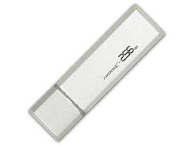 HIDISC HIDISC USB 3.0 フラッシュドライブ 256GB シルバー キャップ式 HDUF114C256G3