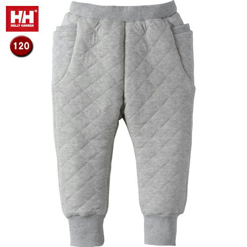 HELLY HANSEN/ヘリーハンセン 【在庫限り】HJ21653-Z QLT PANTS キッズ 【120】(ミックスグレー)