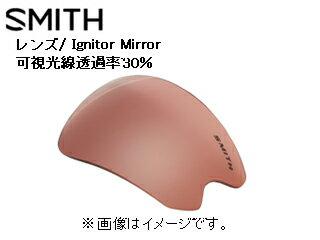 Smith Optics/スミス REACTOR MAX スペアレンズ (Ignitor Mirror) 【当社取扱いのスミス商品はすべて日本正規代理店取扱品です】