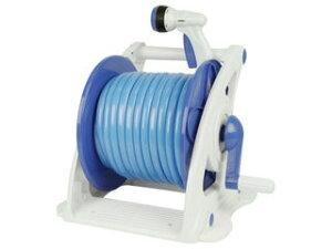 セフティ3 散水ホースリールセット30m SHR-30M