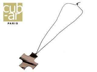 cub-ar/キュバール Pendentif(パンダンティフ) ネックレス