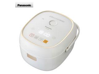 【台数限定!ご購入はお早めに!】 Panasonic/パナソニック SR-KT067(W) IHジャー炊飯器 【3.5合炊き】 ホワイト 【商品入荷!】