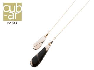 cub-ar/キュバール Le Collier cravate(コリエ クラヴァット) ネックレス