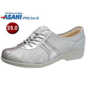 ASAHI/アサヒシューズ KS23385 快歩主義 L123 レディース コンフォートシューズ 【25.0cm・3E】 (ペパーミント)