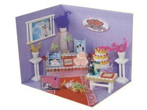 ARTE/アルテ ドールハウスキット ウェディング DHN-06 【手作りの楽しみ・趣味に♪】 【dollhouse】【ホビー】【趣味】【ミニチュア】【クラフト】