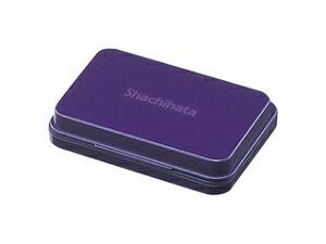 Shachihata/シヤチハタ シヤチハタスタンプ台 小形 紫 小型 HGN-1-V