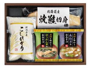 新潟県産こしひかり 食卓彩セット KFK−15