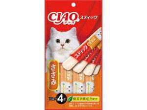 いなばペットフード 株式会社 CIAO スティック ささみ 15g×4本