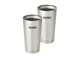 THERMOS/サーモス JMO-GP2-SL 真空断熱タンブラーセット(2個組) 【thtumbler】【jitakubar】