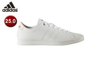 adidas/アディダス BB9611 adidas NEO VALCLEAN QT W レディース【25.0】(ランニングホワイト×ミステリールビー)