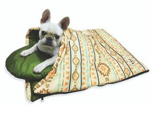 株式会社 ペットプロジャパン Happy Days ペット用スリーピングバッグ M ネイティブ 犬 猫 ベッド マット