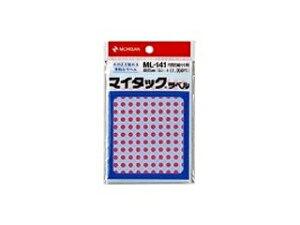 NICHIBAN/ニチバン マイタックカラーラベル ML-141-11ピン