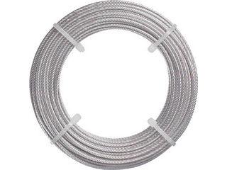 ステンレスワイヤロープΦ2.0mmX20mCWS-2S20