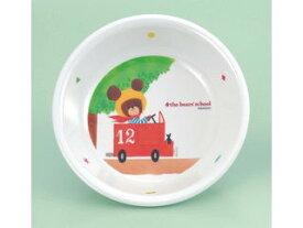 KANTOH/関東プラスチック工業 お子様食器 くまのがっこう 深皿 M−1305J