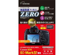 ETSUMI エツミ E-7350 液晶保護フィルムZERO キヤノン EOS5D Mark4専用