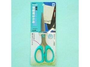 NIKKEN/ニッケン刃物 ステンレスハサミ剣先 TS-003 グリーン