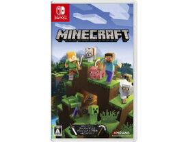 Mojang/日本マイクロソフト Minecraft マインクラフト【Switch】