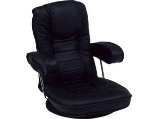 【LeglessChair】座椅子LZ-1081BK