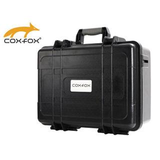 coxfox/コックスフォックス GTC-23 ショックレストランク (ブラック)