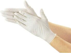 TRUSCO/トラスコ中山 使い捨て極薄手袋 Sサイズ ホワイト (100枚入) TGL-493S