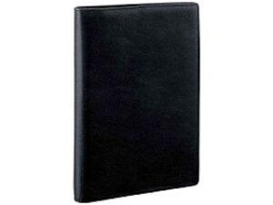 ダ・ヴィンチ スリムサイズ A5システム手帳 リング15mm JDA3003 B [ブラック]