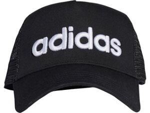 adidas/アディダス リニアトラッカーキャップ OSFC(S) (ブラック/ブラック/ホワイト) ED0316
