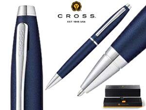 CROSS/クロス ボールペン/名入れOK■カレイ【ミッドナイトブルー/フラット】■ボックスパッケージ(AT0112-18)