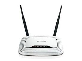 TP-Link ティーピーリンク 11n/b/g対応 300Mbps 無線LANルーター TL-WR841N