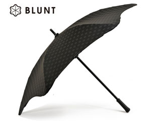 BLUNT/ブラント BLUNT MINI+ /ブラントミニプラス 長傘 耐風傘(ブラック) 【53cm】