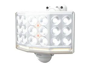 musashi/ムサシ RITEX/ライテックス 18Wワイド フリーアーム式 LEDセンサーライト リモコン付 LED-AC1018