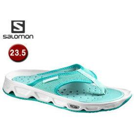 SALOMON/サロモン L38161600 RX BREAK W 【23.5】 (WHITE/TEAL BLUE F/BUBBLE BLUE)