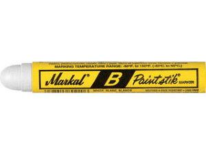 LA-COインダストリーズ Markal 工業用マーカー ペイントスティック B 白 80220