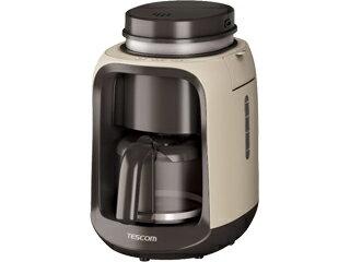 TCM501(C)全自動コーヒーメーカーコンフォートベージュ